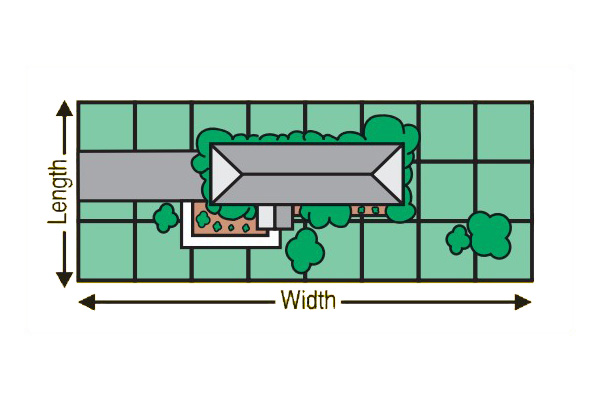 How to Calculate Your Yard's Square Footage [Online Tools] • GreenView  Fertilizer