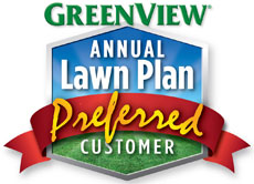 GreenView Annual Lawn Plan lawn fertilization preferred customer program
