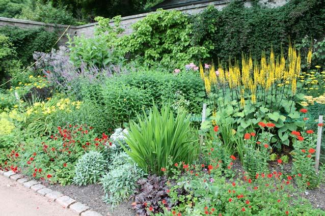 Garden Design Garden Design with Designing Shade Perennial
