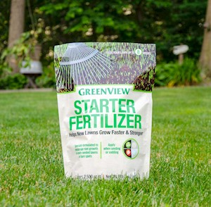 GreenView Starter Fertilizer