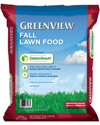 GreenView Fall Lawn Food with GreenSmart 21-31182