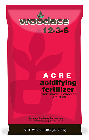Woodace Azalea & Evergreen Fertilizer 22-56329