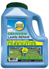 GreenView Lawn Repair Seed, Mulch & Fertilizer Combination for Southern Lawns 23-96100