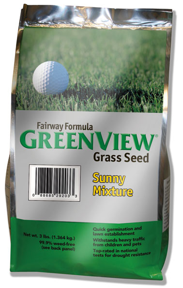 Sunny Grass Seed Mixture 2829246