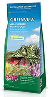 GreenView All-Purpose Plant Food with GreenSmart 27-28850