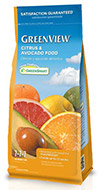 GreenView Citrus & Avocado Food with GreenSmart 27-28854