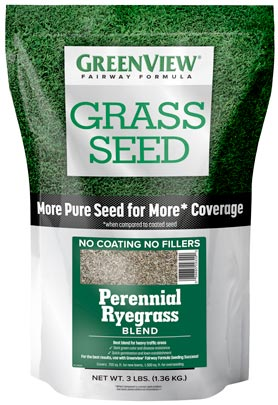 GreenView Fairway Formula Perennial Ryegrass Blend 28-29353