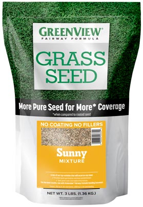 GreenView Fairway Formula Sunny Grass Seed Mixture 28-29339